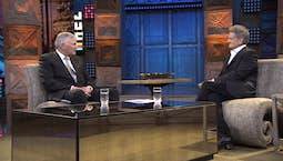 Matt Crouch hosts Franklin Graham from Tustin, CA