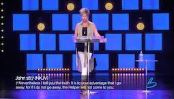 Video Image Thumbnail:The Spirit Empowered Life: Praying In The Spirit