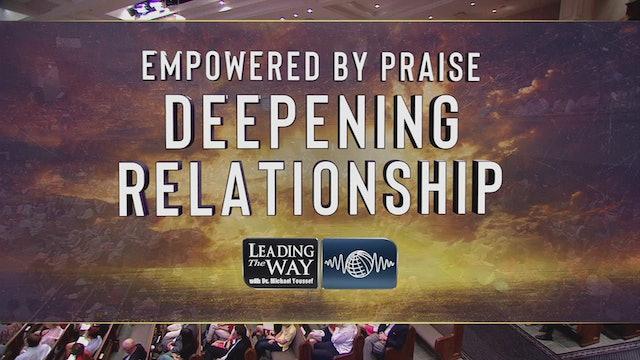 Deepening Relationship