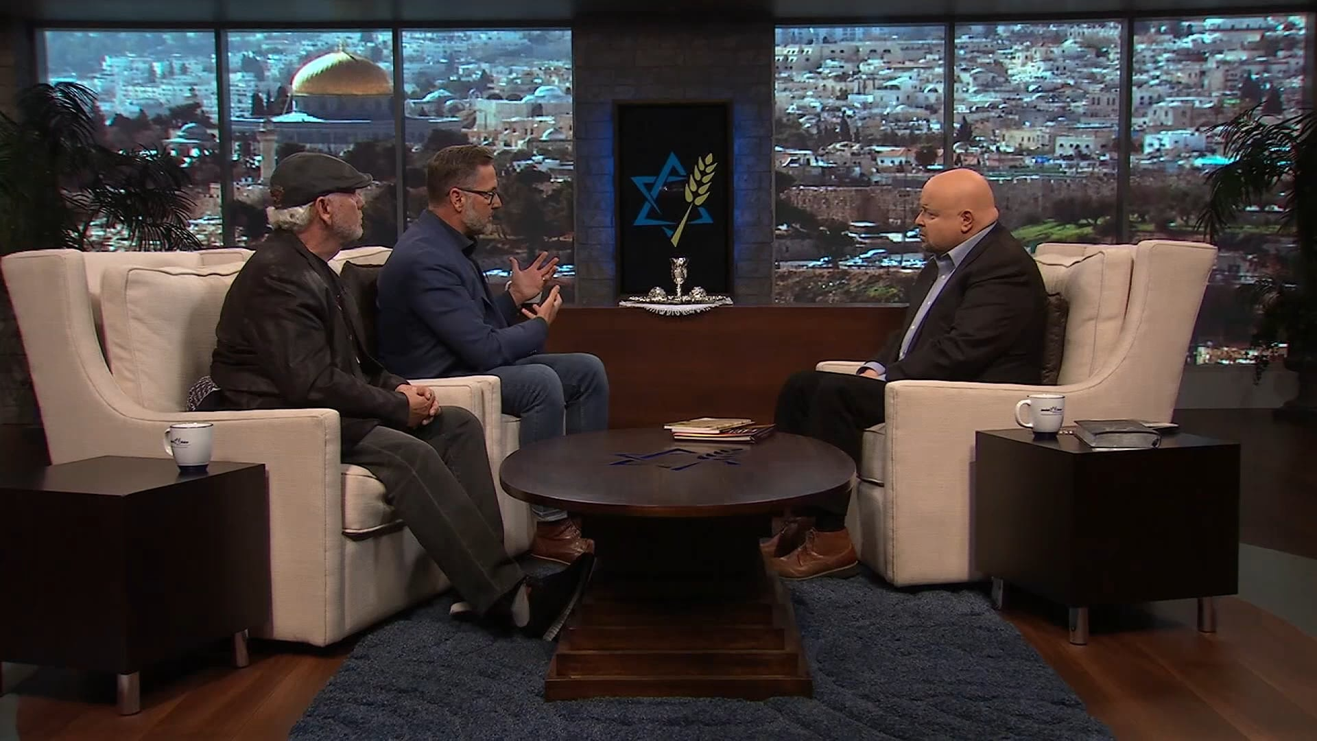 Watch Guests Stovall Weems and Paul Wilbur