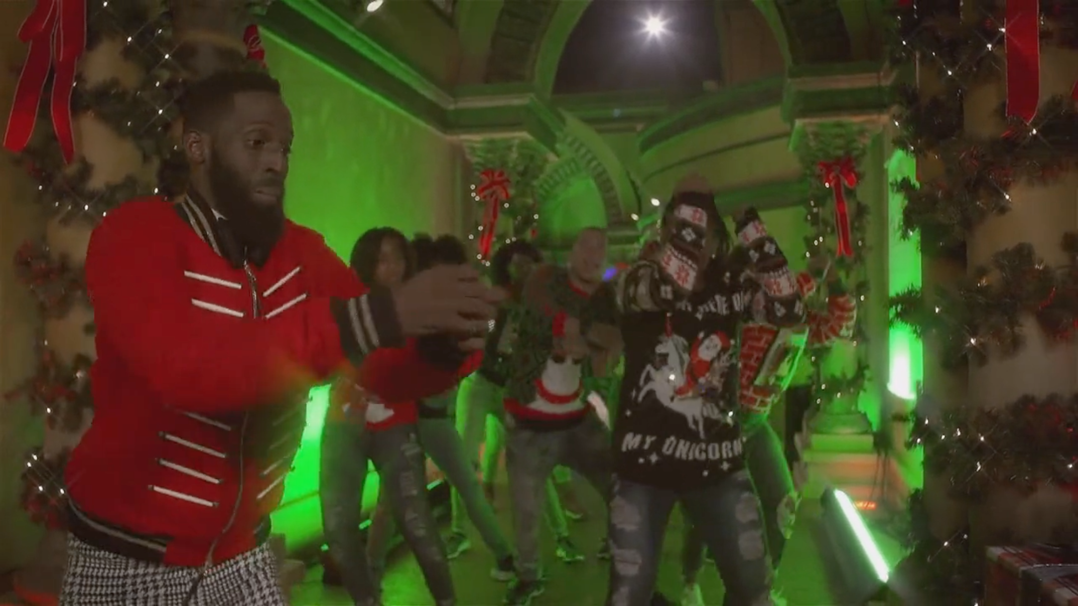 Watch Christmas with Tye Tribbett & Friends - Part 1