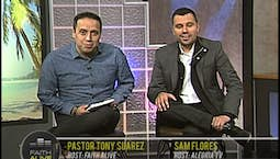 Faith Alive with Tony Suarez