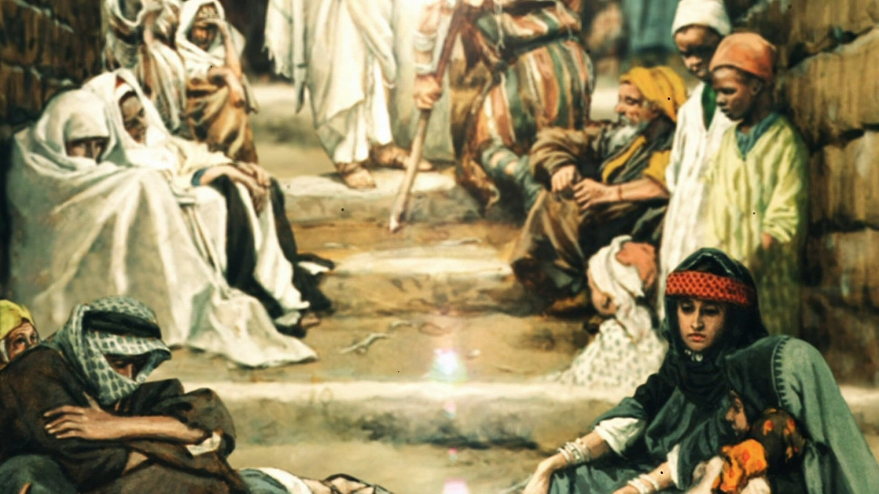 Watch The Gospels   Episode 13
