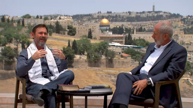 TBN Israel Interviews