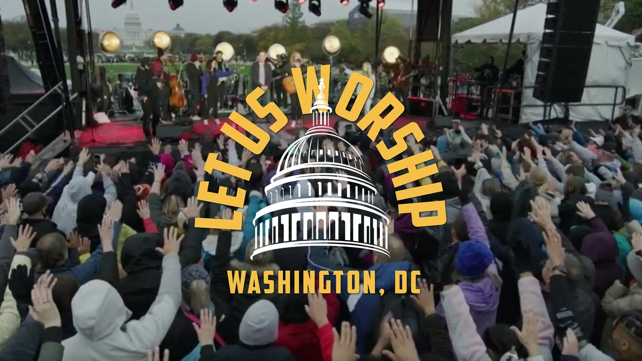 Watch Let Us Worship With Sean Feucht