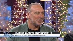 Israel 2017 Tour Announcement
