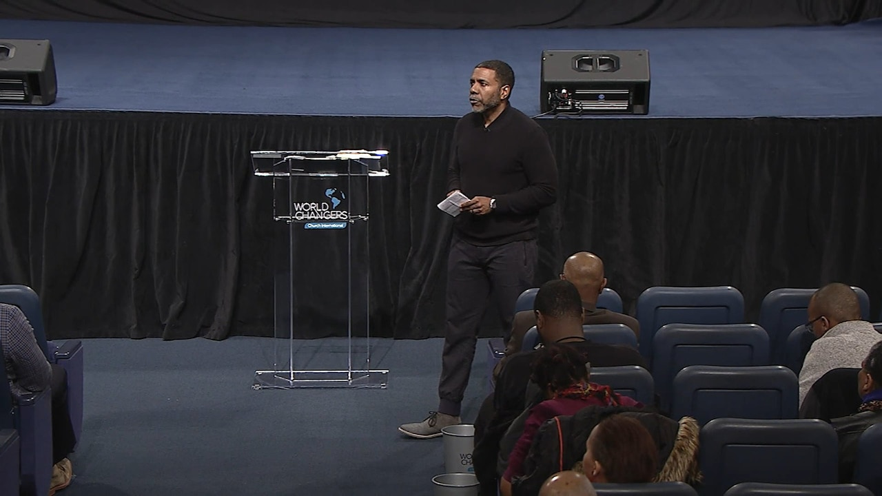 Watch A Grace Gift: Speaking in Tongues