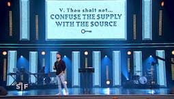 Video Image Thumbnail:The Contentment Commandments