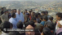 Video Image Thumbnail: Samaritan's Purse - We Don't Back Down