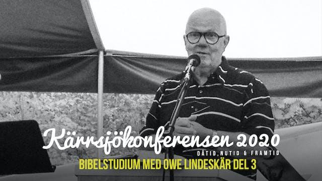 Lördag 15.00 - Bibelstudie | Kärrsjök...