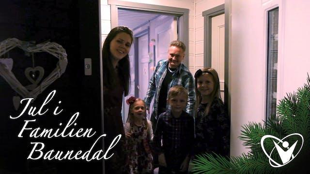Jul i familien Baunedal
