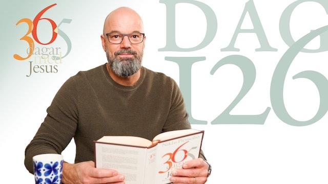 Dag 126: På berget | 365 dagar med Jesus