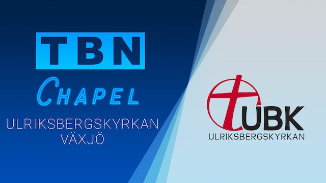 5 april | TBN Chapel