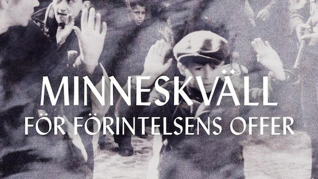 Minneskväll för förintelsen | LIVETS ORD