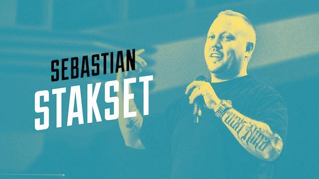 Sebastian Stakset - 23 juli |Europakonferensen 2019