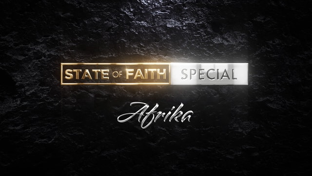 Afrika - State of Faith