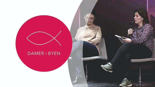 Damer i Byen | Inger Ludvigsen og Siv Anette A. Hoekstra