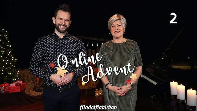 Filadelfia Drammen | Online 2. Advent