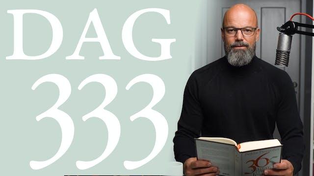 Dag 333: Evangelium om domen | 365 da...