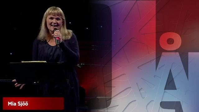 Mia Sjöö - Jag älskar dig Jesus
