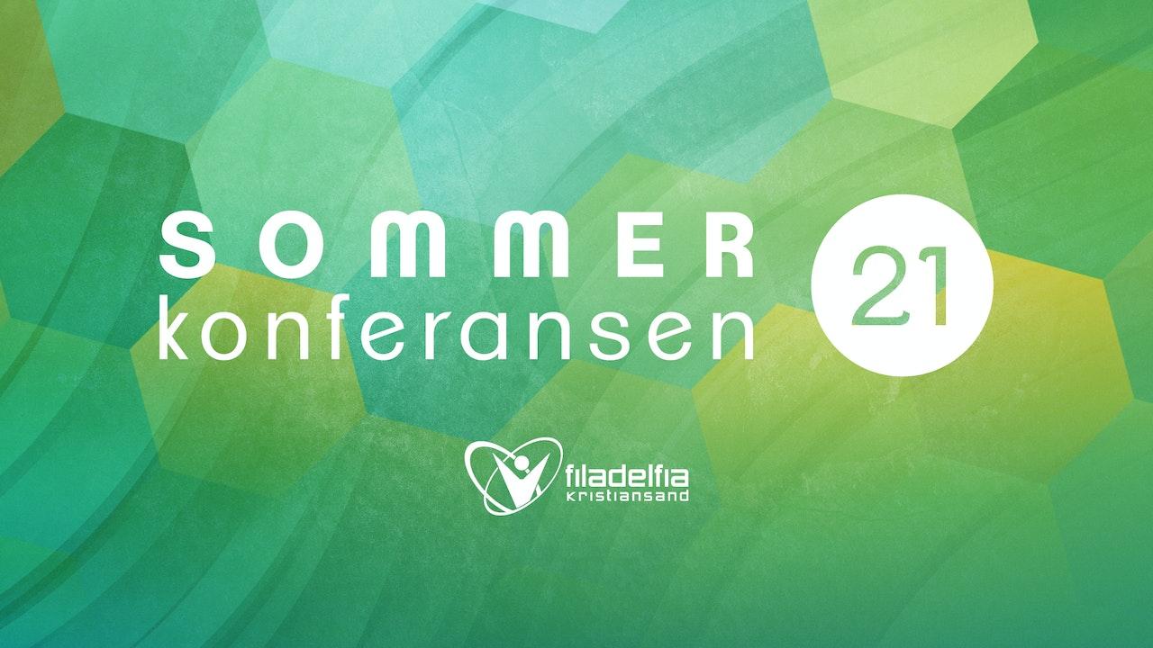 """Sommerkonferansen 2021 """"Alle skal med"""""""