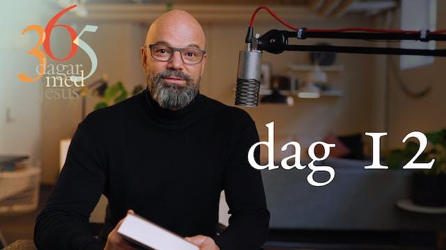 Dag 12: Marias Lovsång | 365 dagar me...