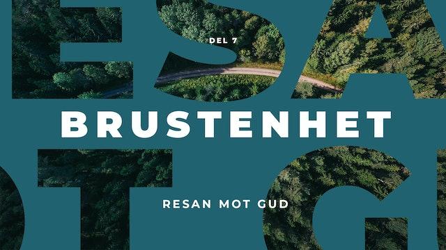 Resan mot Gud | Brustenhet
