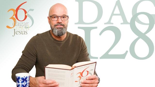 Dag 128: Termodynamikens andra lag | 365 dagar med Jesus