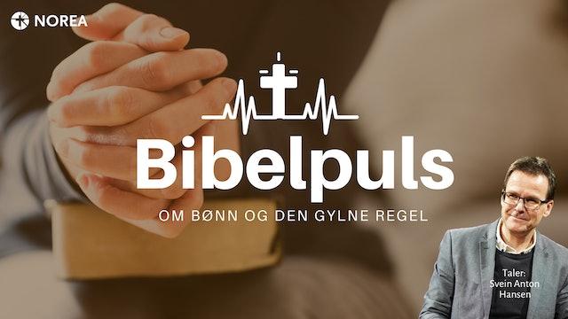 Bibelpuls 10 | Om bønn og den gyldne regel