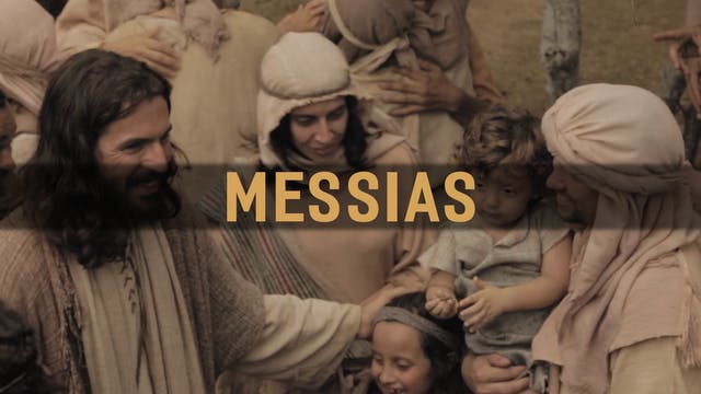 Messias | Tetelestai