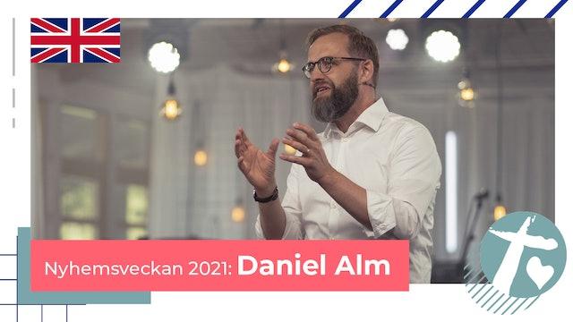 Kvällsmöte Onsdag ENGELSKA | Nyhemsveckan 2021