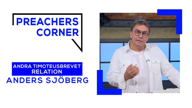 Andra Timoteusbrevet - Relation | Preacher's corner