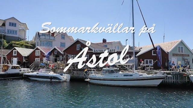 Sommarkväll på Åstol - Fredag