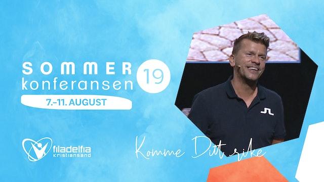 "Filakrs | Sommerkonferansen ""Komme Ditt Rike!"" - Joachim Lundqvist"