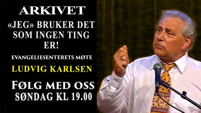 ESTV | Ludvig Karlsen - Jeg bruker de...
