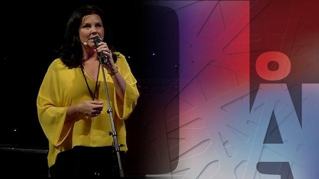 Sara Lundbäck Bell  - Lär mig att älska