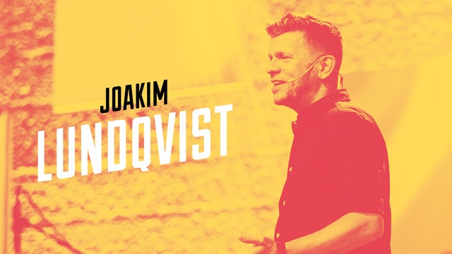 Joakim Lundqvist  om Israel - 24 juli |Europakonferensen 2019