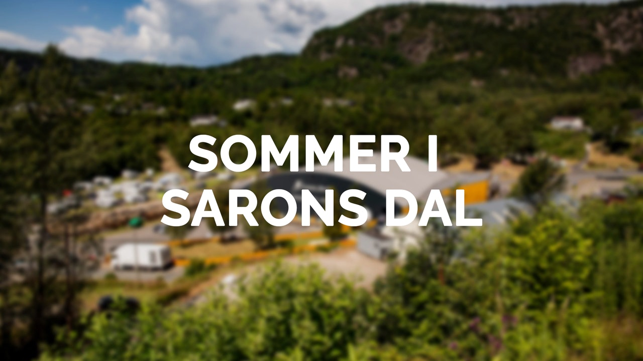Sommer i Sarons Dal