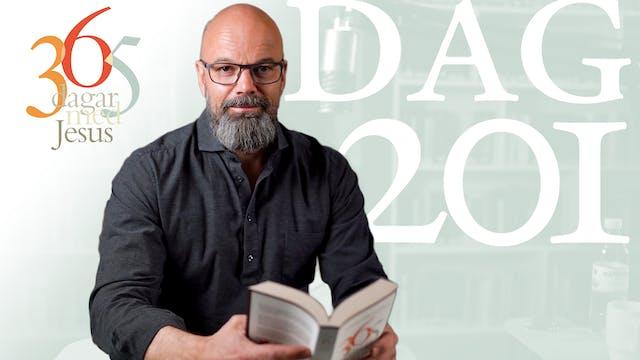 Dag 201: Drömmar | 365 dagar med Jesus