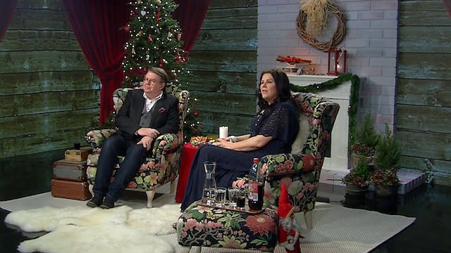 "Inför programmet ""Because of Bethlehem"""