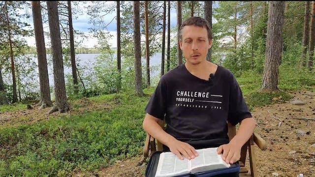 Bibelfördjupning | Lapplandsveckan 2021