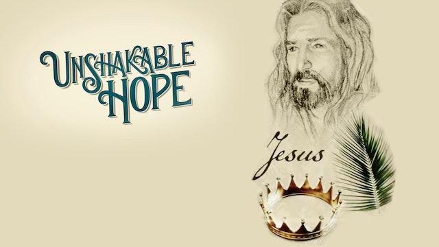 Jesus  | Orubbligt hopp