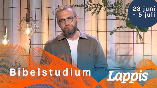 Lördag - Bibelstudium | Lappis 2020