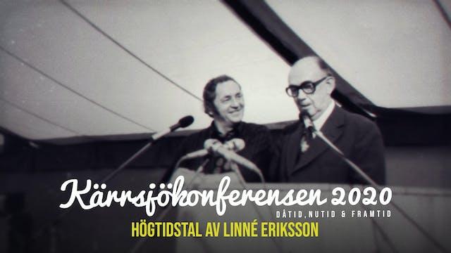 Högtidstal från 1981 Linné Eriksson |...
