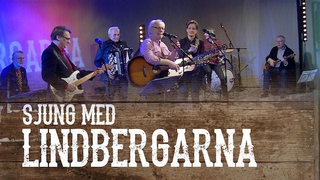 Sjung med Lindbergarna: Önskesånger och Kristna Sångklassiker