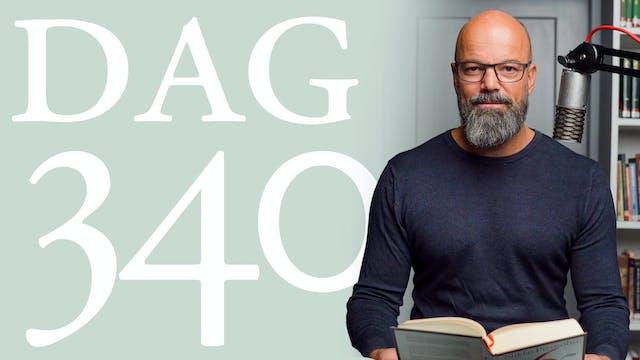 Dag 340: Vår Far | 365 dagar med Jesus