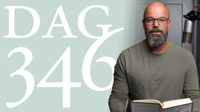 Dag 346: Varför ska man be? | 365 dag...