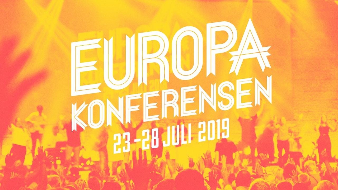 Europakonferensen 2019