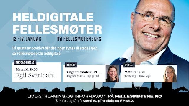 Fellesmøtene Kristiansand 2021