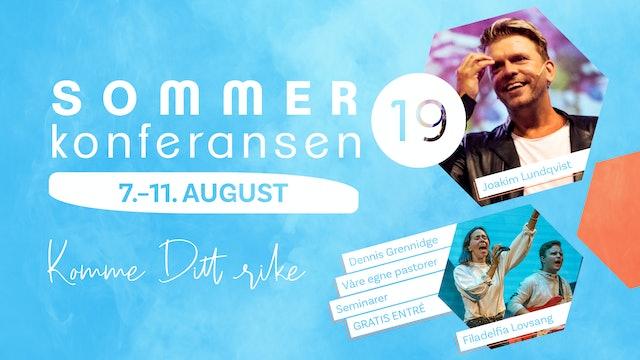 "Sommerkonferansen ""Komme Ditt Rike!"""